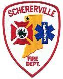Schererville Fire Department Patch