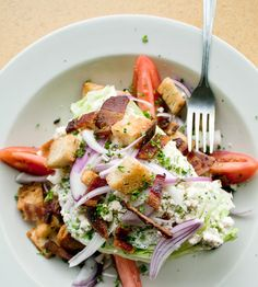 Love wedge salads