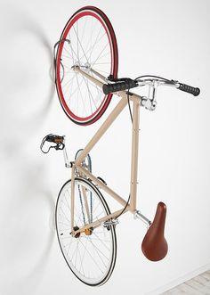 Fancy - Bike Tire Tray & Wall Hook