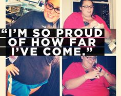 'I'm So Proud of How Far I've Come': How One Woman Lost 150 Pounds