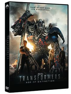 Transformers: Age of Extinction  http://encore.greenvillelibrary.org/iii/encore/record/C__Rb1377193
