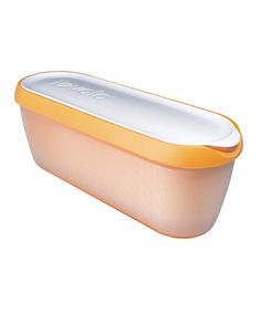 Look at this #zulilyfind! Orange Crush Glide-a-Scoop Ice Cream Tub by Tovolo #zulilyfinds