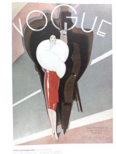 Vintage Vogue magazine covers - mylusciouslife.com - Vintage Vogue covers38.jpg