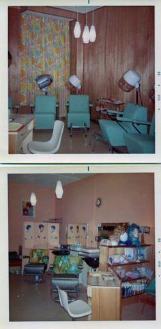 1960s Hair Salon