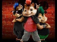 The Macarena with Alvin and the Chipmunks
