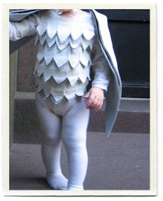 DIY crafts OWL halloween baby costumes