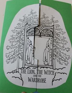 The Lion, the Witch, and the Wardrobe printable lapbook $2.00 - other ...