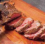 Roasting a Beef Tenderloin via Fine Cooking #WFMHoliday