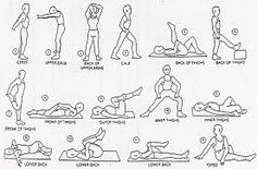 cheer stretches - Google Search