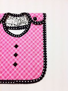 Children Clothing and Accessories Baby Girl Bib by AlexAndRiaBaby, $45.00