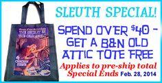 The Sleuth Shop: Vintage Book Handbags