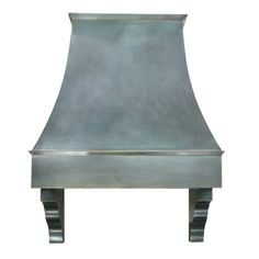 custom bronze range hood Texas Lightsmith Model#4, I
