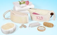 Personalized Spa Gifts for Your Bridesmaids