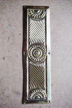 antique door finger plates on pinterest sash windows. Black Bedroom Furniture Sets. Home Design Ideas