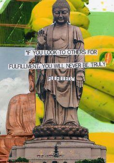 fulfillment / buddhism
