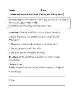 Printables Pronoun Agreement Worksheet pronoun referents worksheet imperialdesignstudio indefinite pronouns on pinterest worksheets word walls and grammar