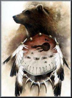 The bear spirit