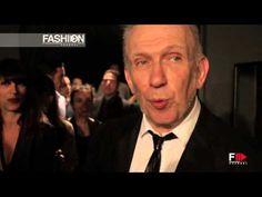 """GAULTIER PARIS"" Haute Couture Autumn Winter 2013 2014 Rome HD by Fashion Channel - YouTube"