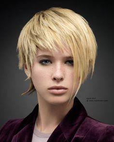 Short Asymmetrical Haircuts 2014 - 2015