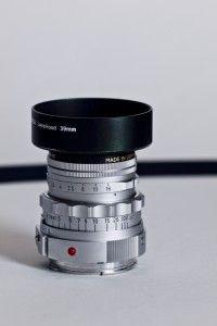 Leica Summicron Dual Range 50mm f/2. © Jim Fisher