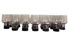 Smoke Glassware, S/19 on OneKingsLane.com