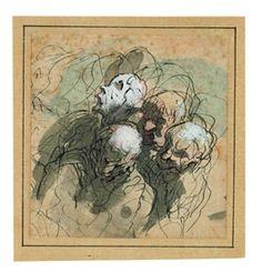 Honoré Daumier, Spectateurs