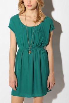 I love dresses.