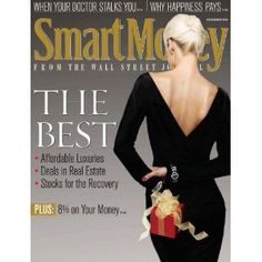 The Best Holiday Gift Guide for Money-Wise Women: Smart Money magazine