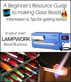 Lampwork Resource Guide eBook So you want to make by radiantmind, $5.00