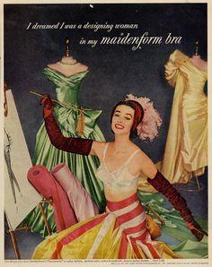 Maidenform designing woman