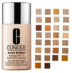 clinique even better makeup! isn't as light as bb cream but has very good coverage and lasts longer =)