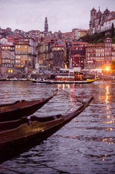 Douro River ~ Porto, Portugal