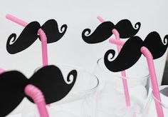 mustache party, moustach, craft, bachelorette parties, birthday parties, straw, like a sir, kid, cinco de mayo