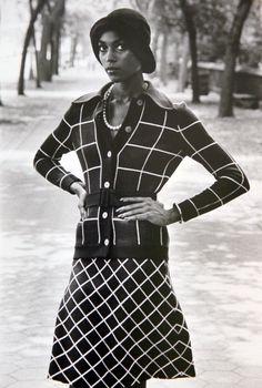 Naomi Sims, 1970's.