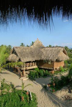 treehouselik casita, playa viva, true ecoescap