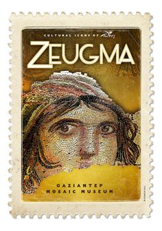 Zeugma, Cultural Icons of Turkey
