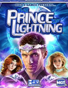 The Prince of Lightning - Slot Game by H5G
