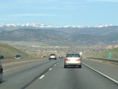 Life's not bad when this is your commute to work #Boulder, CO