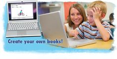 Create personalized books for emergent readers in the classroom using this program/software