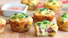 Corned Beef Muffins...