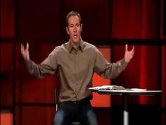 """Message series entitled """"Balanced"""" by Andy Stanley Part 4"""