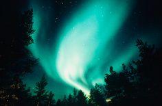 Aurora Borealis in Kakslauttanen