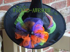 Wicked-Awesome Witch Hats