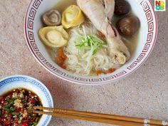 Birthday Longevity Noodles Recipe