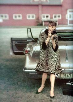 Chrysler, Leopard & Lipstick - 1959