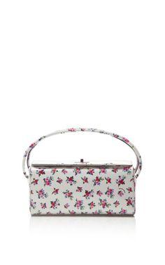 Shop now: Carven Floral Bag