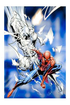 spidey :: vengance of the moon :: #MarvelComics