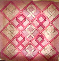 Free Quilt Patterns For Dummies : quilt on Pinterest Awareness Ribbons, Cancer Ribbons and Breast Cancer Awareness