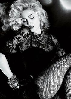 Super foxy Madonna