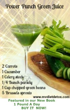 Delicious and Healthy! Visit us: http://mvdietdetox.com